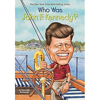 Who Was John F. Kennedy? (Who Was...?)