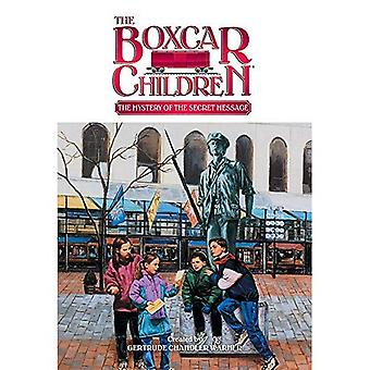 The Mystery of the Secret Message (Boxcar Children)