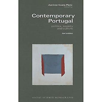Hedendaagse Portugal: Politiek, samenleving en cultuur (sociale wetenschappen monografieën) (EEM maatschappijleer monografieën)