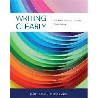 Writing Clearly Student Text