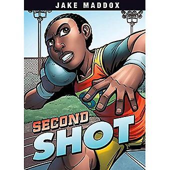 Tweede schot (Jake Maddox sport verhalen)