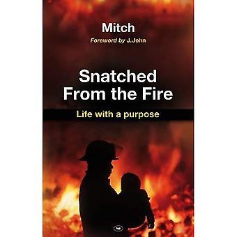 Arrebatado del fuego: vida con propósito
