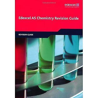 Edexcel AS Chemistry Revision Guide (Edexcel A Level Sciences)