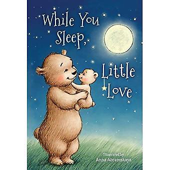 While You Sleep, Little Love (Padded) [Board book]