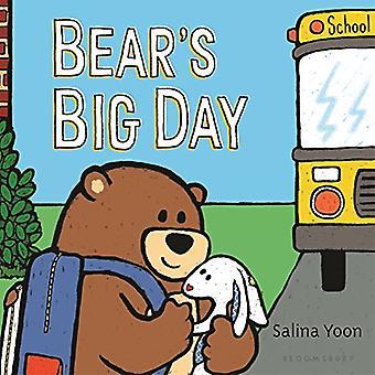 Bear's Big Day [Board book]