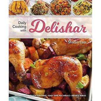 Tous les jours cuisiner avec les Delishar