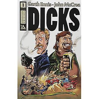 d*cks Vol. 1 Color Edition