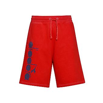Diadora Diadora rote Trikot Shorts
