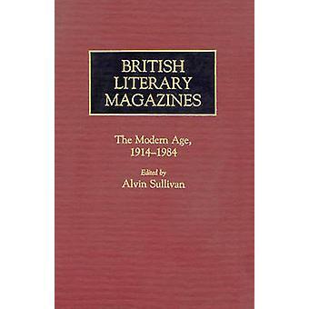 Britische Literaturzeitschriften der moderne 19141984 von Marsh & Dolores