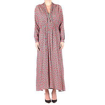 Alysi Multicolor Polyester Kleid