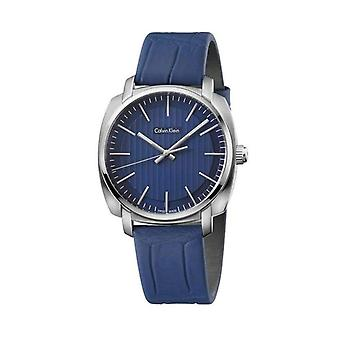 Calvin Klein  Men Blue Watches -- K5M3198256
