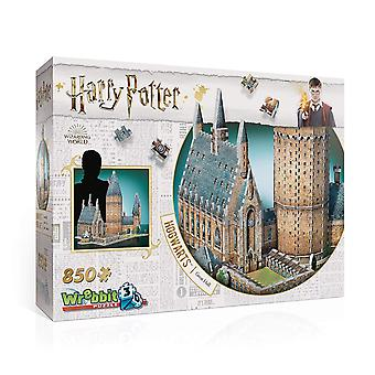 Wrebbit 3D Puzzle Harry Potter Hogwarts - Great Hall
