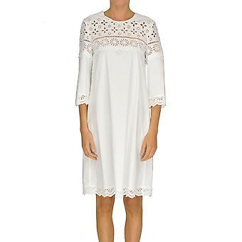 Seventy White Cotton Dress