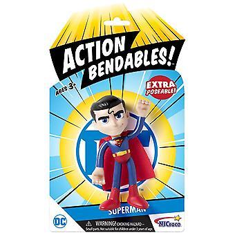 Action Figures - DC Comics - Superman Bendable 4