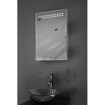 Audio Bathroom Cabinet With Bluetooth, Shaver Socket & Sensor k255Aud