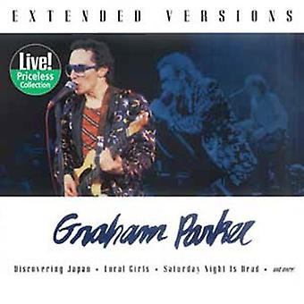 Graham Parker - importation USA Extended Versions [CD]