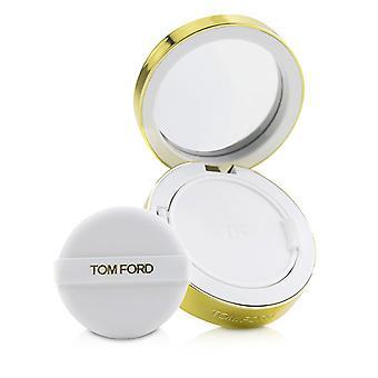 Tom Ford Soleil Glow Tone up kosteuttava tyyny kompakti perusta Spf40-# 7,8 lämmin pronssi-12g/0,42 oz