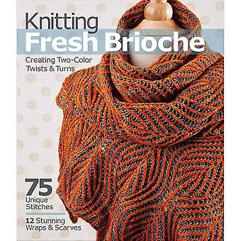 Sixth & Springs Books-Knitting Fresh Brioche SSB-96770