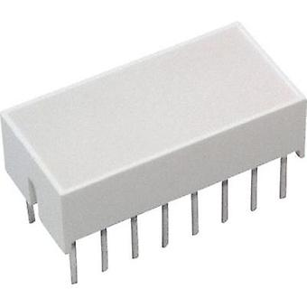 LED component Yellow (L x W x H) 20.32 x 10.28 x 10.16 mm Broadcom
