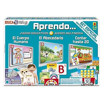 Educa September Special Educa Multimedia (Toys , Educative And Creative , Electronics)