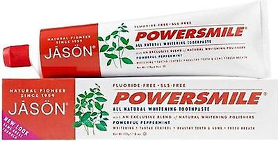 Jason Powersmile® All Natural Whitening Toothpaste