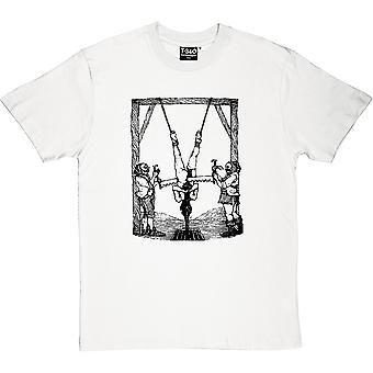 Death By Sawing Men's T-Shirt