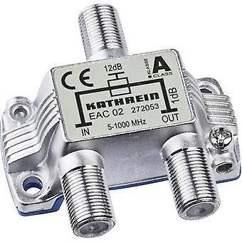 Cable TV splitter Kathrein EAC 02 1-way