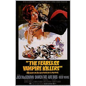 The Fearless Vampire Killers Filmposter (11 x 17)