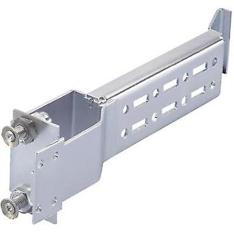 Rittal 2383.210 Rail For Interior Decoration Sheet steel, galvanised, chrome-plated