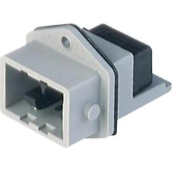 Mains connector Series (mains connectors) STASEI Plug, vertical mount