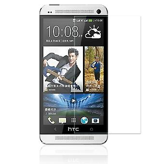 HTC one M7 display protector 9 H laminated thin 0.3 mm armoured glass
