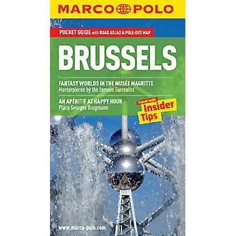 Brussels Marco Polo Pocket Guide by Marco Polo