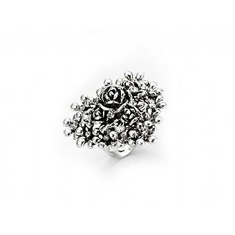 Juvel by ring Rosa (Damemode-accessories, smykker, ringe)
