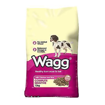 Wagg komplet følsomme 12kg