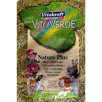 Vita Verde Hay & Wild Rose 500g (Pack of 6)