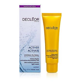 Decleor Hydra Floral 24hr fugt aktivator lys creme 30ml/1 ounce
