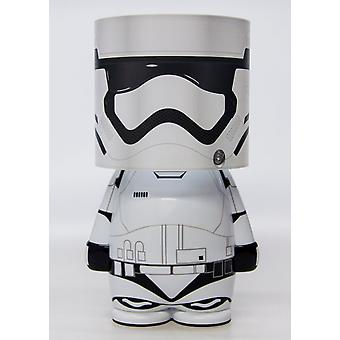 Official Star Wars First Order Stormtrooper Look-ALite Table Lamp with Damaged Outer Box