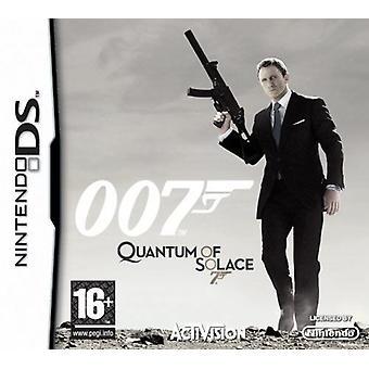 Ein Quantum Trost-Nintendo-DS-Spiel