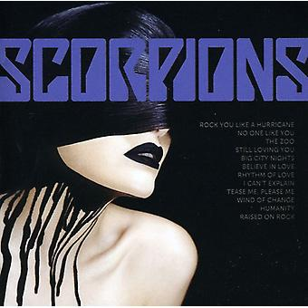 Scorpions - ikonen [CD] USA import