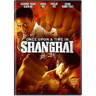 Once Upon a Time in Shanghai [DVD] USA import