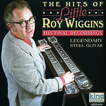 Little Roy Wiggins - hans sista inspelningar [CD] USA import