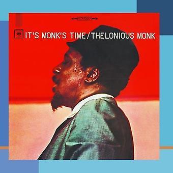 Thelonious Monk - ist es Mönche Zeit [CD] USA import