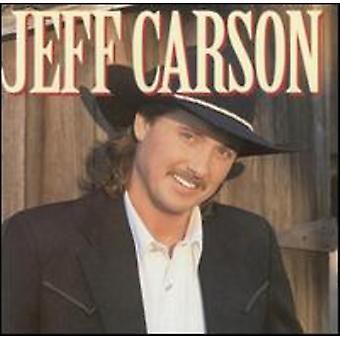 Jeff Carson - Jeff Carson [CD] USA import