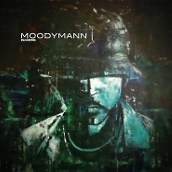 DJ-Kicks - Moodymann DJ-spark [Vinyl] USA import