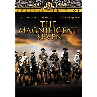 Magnificent Seven (1960) [DVD] USA import