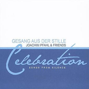 Joachim Pfahl & Freunde - Feier Lieder aus Stille [CD] USA import