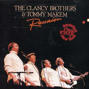 Clancy Brothers/Makem - Reunion [CD] USA import