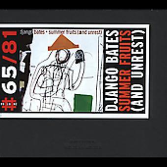 Django Bates - Summer Fruits [CD] USA import