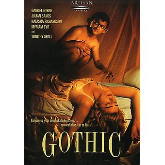 Importare gotico [DVD] Stati Uniti d'America