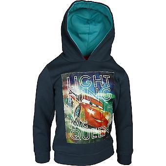 Boys Disney Cars Hooded Sweatshirt / Hoodie
